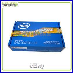 RS3SC008 Intel 1GB Cache 8-Port SAS/SATA 12G Raid Factory Sealed Retail