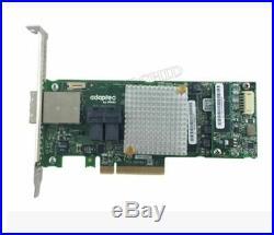 Raid Card Adaptec Asr 8885Q PCI-EXPRESS3.0 X8 Sata/Sas 2277100-R New xv