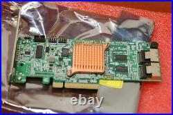 Rocket Raid 4520 8 Port 6Gb/s PCI Express SAS/SATA RAID On Chip Host Bus Adapter