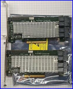 RocketRAID 3740B 12Gb/s SAS/SATA PCIe 3.0 x8 RAID Host Adapters