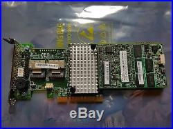 SAS-2 SATA-III 6Gb/s RAID PCI-e 3.0 x8 Cisco 74-11187-02 USC-RAID9270CV-8I V02