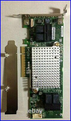 SAS RAID CONTROLLER Adaptec ASR-81605Z v2 CARD 12GB FC EC38, SATA RAID Adapter