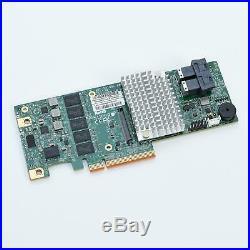 SUPERMICRO AOC-S3108L-H8IR 2GB 8-Port Int SATA3 6G/SAS3 12G PCIe RAID Controller