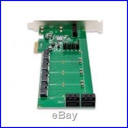 SYBA Controller Card SD-PEX40079 4PortT SATA/mSATA 6.0Gbps pci-e RAID