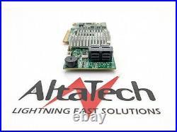 Supermicro 8-Port 12GB/s Internal RAID Adapter AOC-S3108L-H8iR-16DD Tested