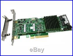 Supermicro AOC-S2208L-H8IR 8 Ports SATA SAS 6Gb/s PCI-E RAID with High&Low Profile