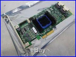 T159804 Lot (5) Adaptec ASR-6805E 128MB RAID Controller Card PCIe SATA/SAS 6Gb/s