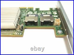 TESTED Dell PERC H200 6Gb PCI-e SAS SATA 8 port Raid Card=047MCV 9210-8i