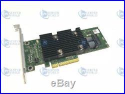 Td2nm Dell Perc H330 12gbps Sas SATA Pci-e X8 Raid Controller 0td2nm