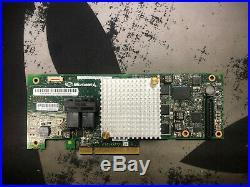 USED HT7G6 Microsemi ASR-8805 PCI-E 3.0 SAS/SATA/SSD RAID 12Gb/s Controller Card