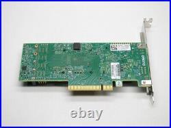 YW3J6 DELL 8-PORT SAS/SATA/NVME TRI-MODE PCIE 12Gb/s MR 9440-8I RAID CONTROLLER